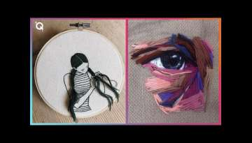 Hand Embroidery Artists That Are At Another Level
