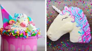 10 Amazing Unicorn Themed Dessert Recipes