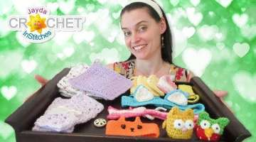 8 Great Last Minute Crochet Gifts