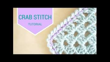 Crab stitch tutorial