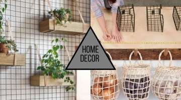 Functional & Modern DIY Home Decor Projects for 2020