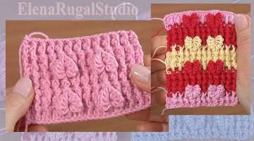 Crochet Heart For Ear Warmer Tutorial