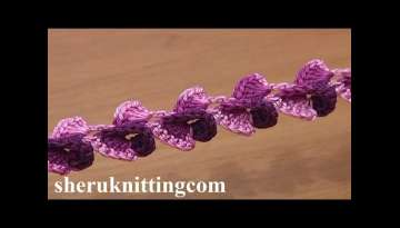 Crochet 3D Braid Video Tutorial