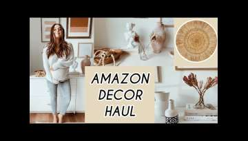 Amazon Decor Haul