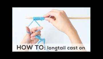 Longtail Cast On for Beginners