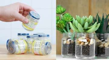 9 Ways To Reuse Empty Baby Food Jars