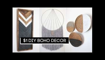 Boho Room Decor On A Budget