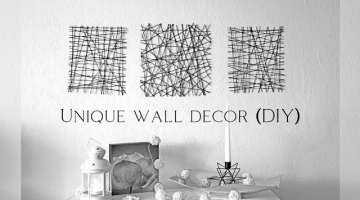 Unique wall decor