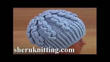 How to Crochet Hat Tutorial