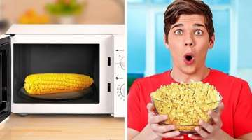 BRILLIANT FOOD HACKS AND FUNNY TRICKS