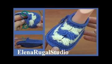 Crochet Baby Cable Stitch Shoes Tutorial