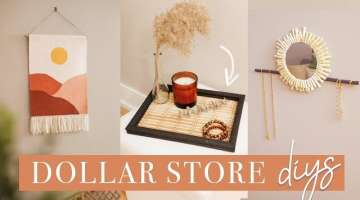 more boho chic dollar store diy decor
