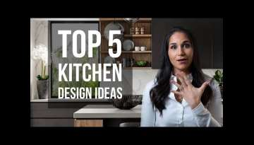 Top 5 Kitchen Interior Design Ideas